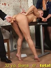DPed candidate wanna harder and deeper