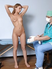 Undressed miss neuro and sport examined
