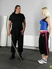 Bubbied plaything tortured by a sports master