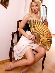 The Art Of Seduction Has Found Its Horniest Master In This Sexy Babes Hearth, Who Just Loves To Show